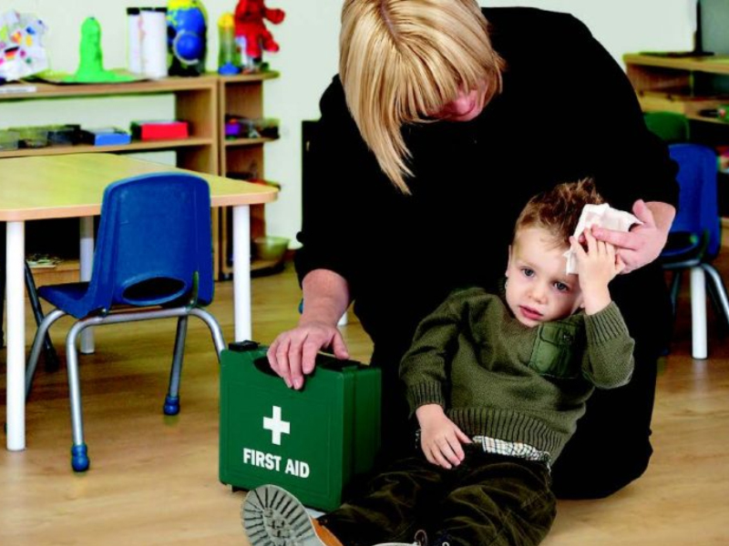 Echo Fire and Medical - Paediatric First Aid